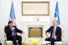 President Thaçi received the US State Deputy Assistant Secretary Palmer:  US supports the Kosovo-Serbia dialogue