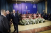 President Thaçi: From now and to eternity, the bones of the four of Kosovo's sons will rest next to each other