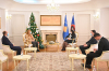 Acting President Osmani concluded the consultations with political parties