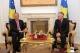Presidenti Pacolli pranon detyrën nga ish-U.D. i Presidentit, dr. Jakup Krasniqi