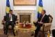 President Behgjet Pacolli meets Prime Minister Hashim Thaçi