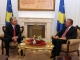 President Pacolli receives the Head of the Belgium Diplomatic Office in Kosovo, Alan Van Gucht
