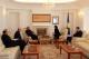 Presidentja e Republikës së Kosovës, zonja Atifete Jahjaga, priti Ipeshkvin e Ipeshkëvisë së Kosovës, Imzot Dodë Gjergjin