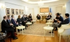 President Thaçi hosted a delegation of Austrian diplomats and discussed political developments in Kosovo and the region