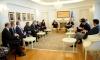 Predsednik Thaçi je na sastanku sa austrijskim diplomatama razgovarao o političkim zbivanjima na Kosovu i regionu