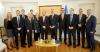 Presidenti Thaçi priti një delegacion me diplomatë austriakë, flasin për zhvillimet politike në Kosovë dhe rajon
