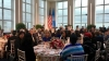 First Lady of Kosovo attends the reception organised by then First Lady of the USA