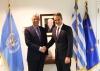 Presidenti Thaçi takoi kryeministrin e Greqisë, Kyriakos Mitsotakis