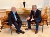 Presidenti Thaçi takoi Presidentin Maurer të Zvicrës