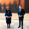 President Osmani and Minister Gërvalla met with the Prime Minister of the Netherlands, Mark Rutte