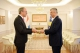 President Thaçi received the credentials of the nonresident Ambassador of Luxembourg in Kosovo