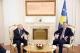 Presidenti Thaçi priti deputetët Calha dhe Vitorino të parlamentit portugez