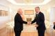 Predsednik Thaçi dočekao je novog ambasadora Crne Gore i primio je njegova akreditivna pisma