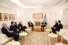 President Thaçi, received today the former NATO spokesman, Jamie Shea