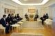 Presidenti Thaçi i jep mbështetje ekipit të MCC-së