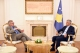 President Thaçi receives Ambassador of Sweden, accredited to Kosovo on a non-residential basis, as of September Sweden will raise its diplomatic representation