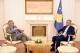 Presidenti Thaçi priti ambasadorin suedez jorezident për Kosovën, prej shtatorit Suedia rrit përfaqësimin diplomatik