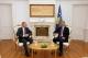 Presidenti Thaçi priti në takim lamtumirës Ambasadorin Jan Braathu