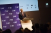 """Govor predsednika Republike Kosovo Hashima Thaçija na konferenciji """"Nove perspektive proširenja EU"""" na Evropskom forumu u Alpbahu."""