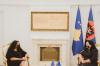 Presidentja Osmani nënshkruan marrëveshje me Shtetet e Bashkuara të Amerikës -  3.8 milion dollarë shtesë për Republikën e Kosovës