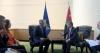 Presidenti Thaçi takoi mbretin Abdullah II të Jordanisë, merr mbështetje për INTERPOL