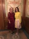 """Zonja e Parë e Kosovës takoi homologe nga mbarë bota në pritjen e """"Fashion 4 Development"""""""