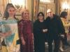 """Prva dama Kosova sastala se sa njenim koleginicama iz čitavog sveta na prijemu """"Fashion 4 Development"""""""