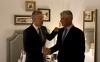 Presidenti Thaçi takoi Sekretarin e Përgjithshëm të NATO-s Stoltenberg