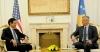 Presidenti Thaçi priti në takim zëvendës ndihmës Sekretarin e Shtetit amerikan, Hoyt Brian Yee