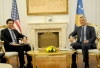 President Thaçi received the US Deputy Assistant Secretary of State, Hoyt Brian Yee