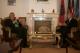 Presidenti Sejdiu priti shefin e Zyrës gjermane, z. Karl Albrecht Wokalek