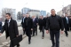 President Pacolli visits the northern part of Mitrovica
