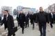 Presidenti Pacolli vizitoi pjesën veriore të Mitrovicës