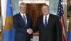 Presidenti Thaçi pritet nga Sekretari Pompeo në Uashington