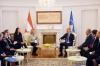 Presidenti Thaçi dhe kryediplomatja austriake flasin për perspektivën evropiane të Kosovës