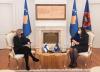 Presidentja Osmani priti në takim ambasadoren e Finlandës në Kosovë, znj. Pia Stjernvall