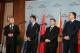 Transkript konferencije za medije Predsednika Sejdiu, Predsednika Topi, Predsednika Ivanov i Predsednika Vujanović