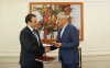 Presidenti Thaçi priti në takim lamtumirës ambasadorin O'Connell, nënshkruajnë marrëveshje bashkëpunimi