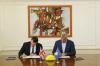President Thaçi received Ambassador O'Connell at a farewell meeting, sign a cooperation agreement