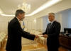 President Thaçi accepted the credentials of the new Ambassador of Germany