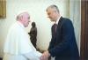 Presidenti Thaçi udhëton në Vatikan dhe Uashington