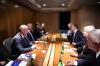 Presidenti Thaçi takoi Presidentin e Këshillit Evropian, Donald Tusk