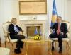 Predsednik Thaçi dočekao je generalnu sekretarku EEAS-a, Helgu Schmid