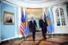 President Thaçi receives the support of the USA on the Kosovo-Serbia agreement