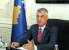 President Thaçi sends a letter of condolences to President Meta