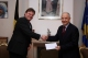 Presidenti Sejdiu priti shefin e Zyrës së Belgjikës në Kosovë, z. Wim Peeters