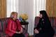 President Jahjaga met with Ambassador Melanne Verveer