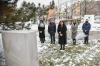 U.d. Presidentja e Kosovës, dr. Vjosa Osmani nderon kujtimin për hebrenjtë në Ditën e Përkujtimit të Holokaustit