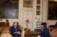 Charles, Prince of Wales, received President Jahjaga