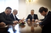 President Thaçi received the OSCE representative on freedom of the media